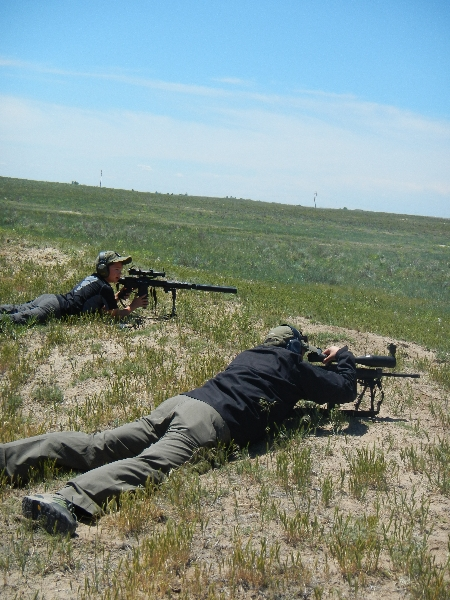 prairie dog hunting sharpens your aim
