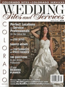 Complimentary Wedding Sites and Services Magazine