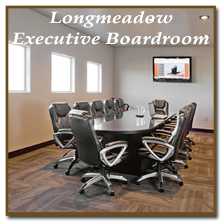 Longmeadow can accommodate your business meeting