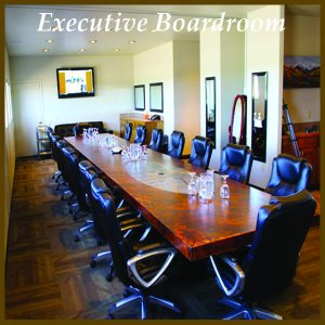 Executive retreats at longmeadow