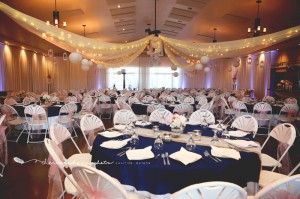 Longmeadow event center wedding hall