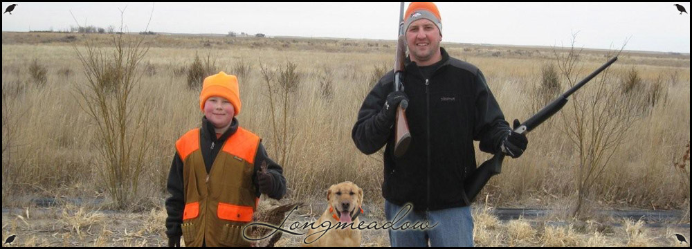 Colorado Pheasant Hunting at Longmeadow Game Resort