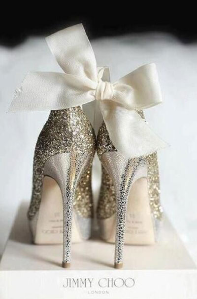 Sexy bridal shoes