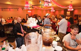 wedding reception at longmeadow event center