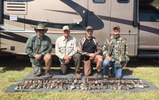 Longmeadow Game Resort - Colorado Dove Hunting