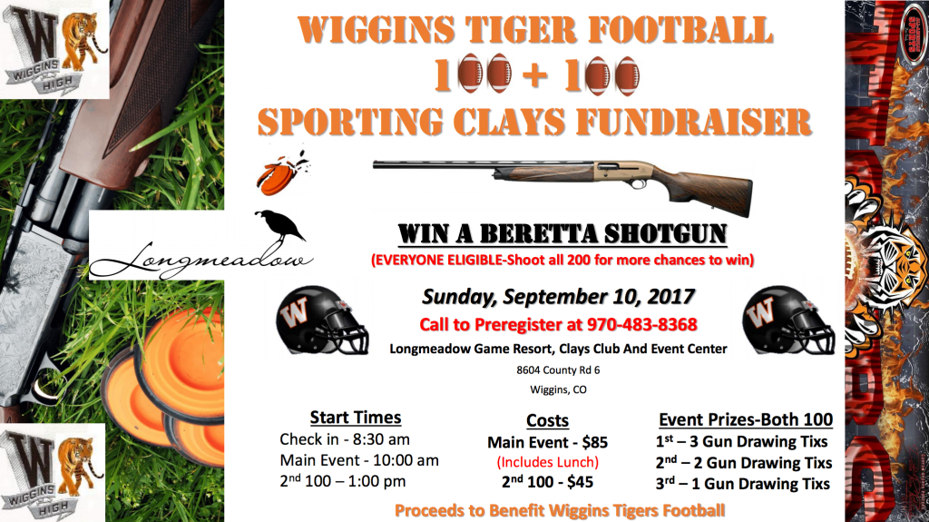 WHS Football Sporting Clays Fundraiser