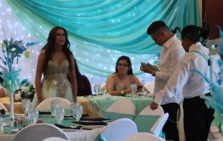 A Quinceanera at longmeadow event center