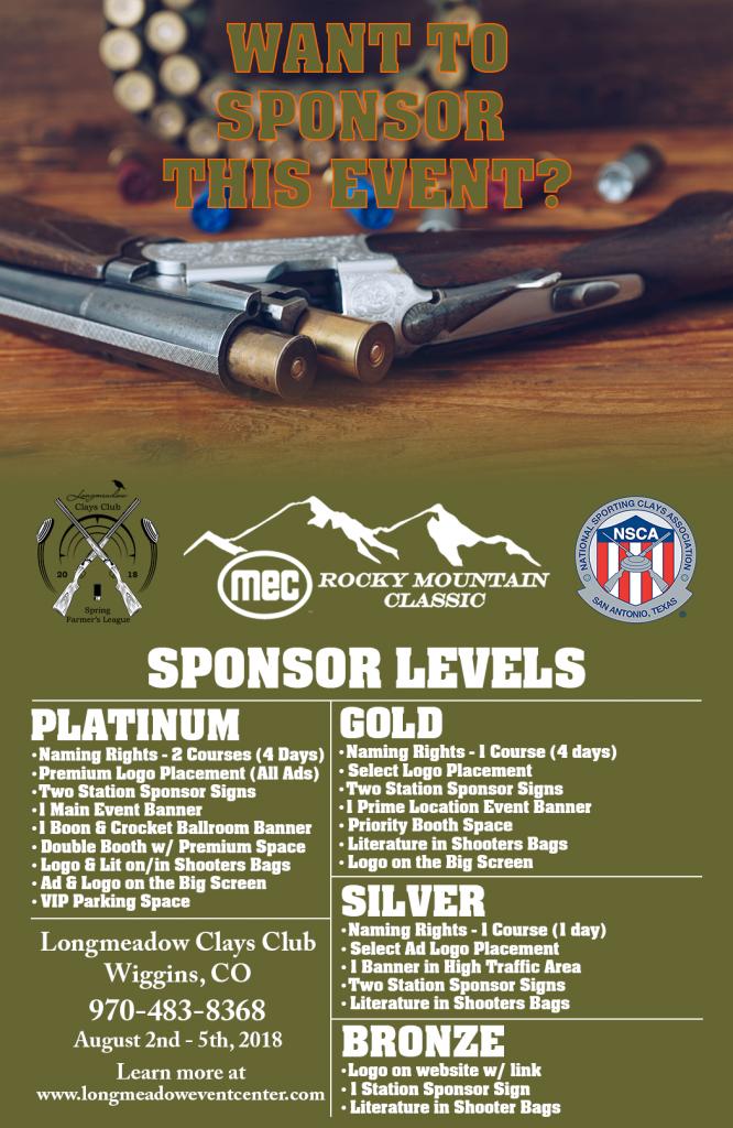 MEC RMC Sponsor Levels Flyer