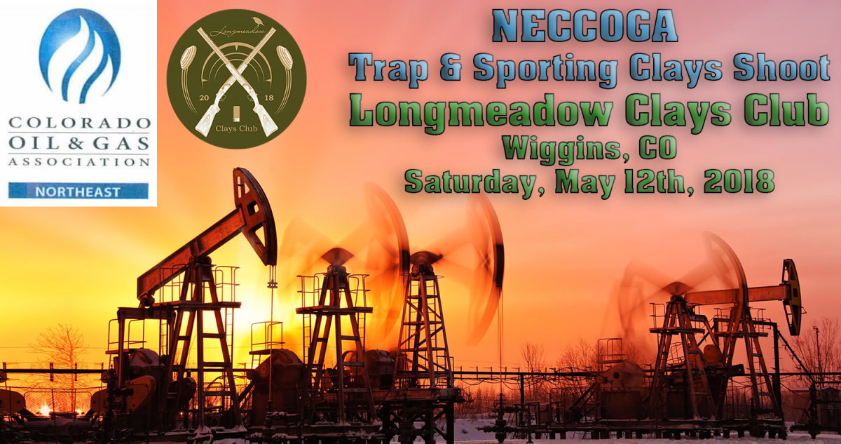 NECCOGA Trap & Sporting Clays Shoot - Event Flyer
