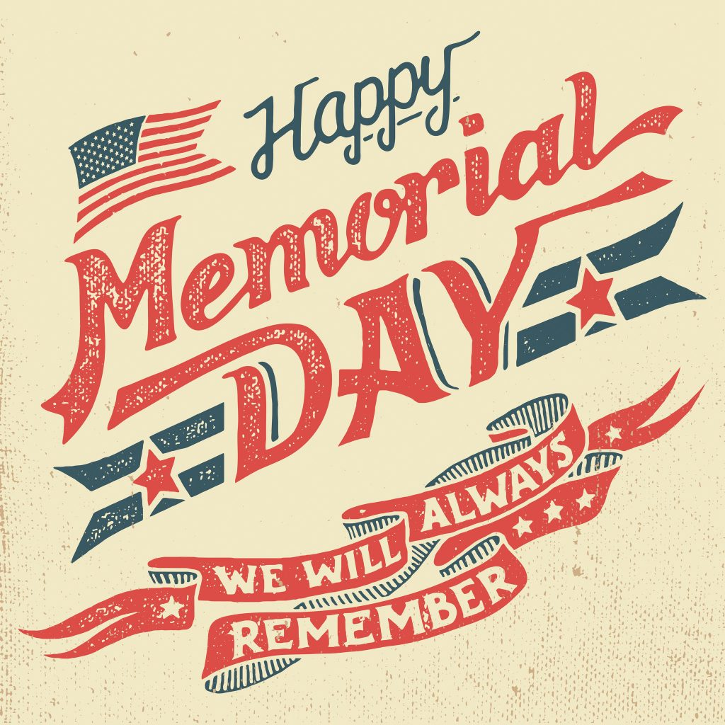 Memorial Day Banner - Memorial Day 100 + 100 - Longmeadow Clays Club
