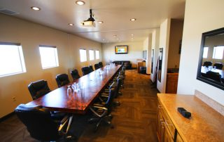 boardroom at longmeadow corporate event center