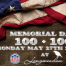 Longmeadow 100 + 100 Memorial Day 2019