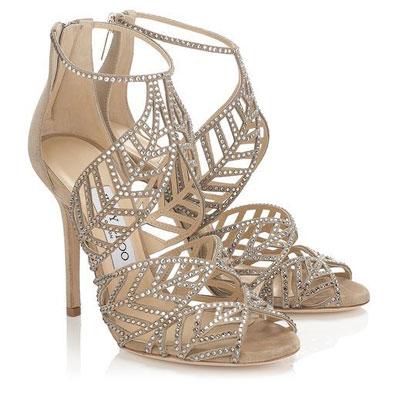 Sexiest Wedding Shoes Longmeadow Event Center--jimmychoo2