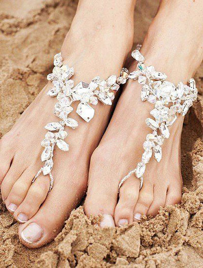 Sexiest Wedding Shoes Longmeadow Event Center--manolo