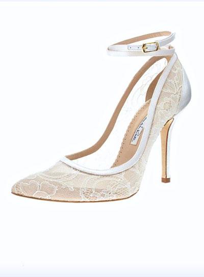 Sexiest Wedding Shoes Longmeadow Event Center--oscar