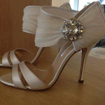 Sexiest Wedding Shoes Longmeadow Event Center--oscar2