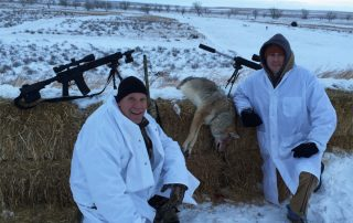 Longmeadow Game Resort - Colorado Coyote Hunting