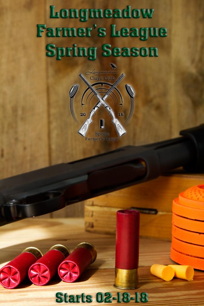 Spring Farmer's League Flyer