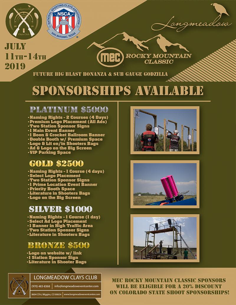Sponsorship Flyer 1 - MEC Rocky Mountain Classic