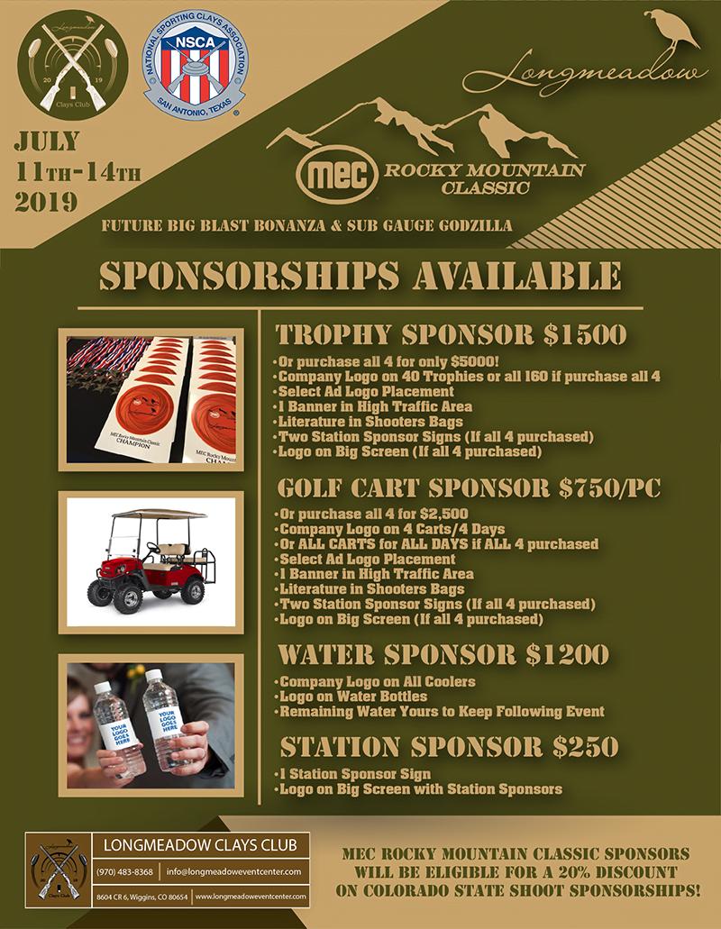 Sponsorship Flyer 2 - MEC Rocky Mountain Classic