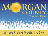 Morgan County Tourism Logo