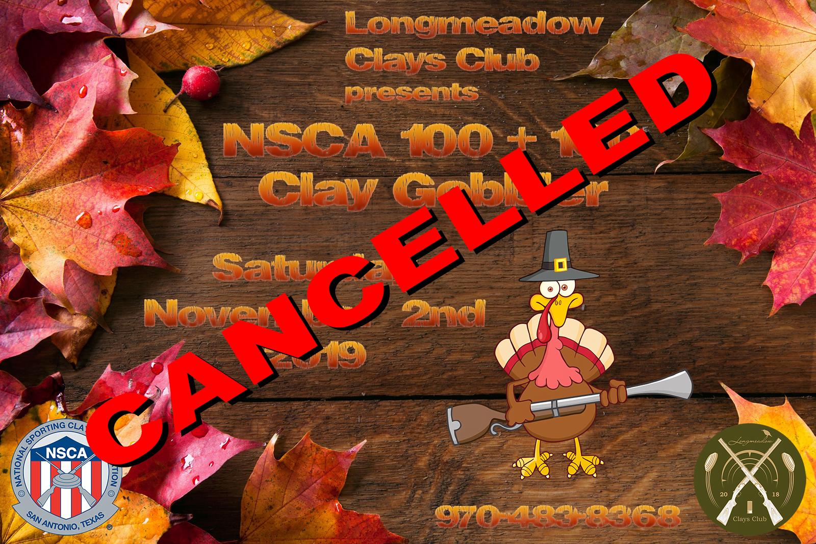 NSCA 100 + 100 Clay Gobbler