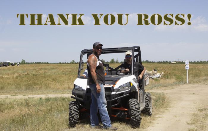 Thank You Ross Willert from Longmeadow