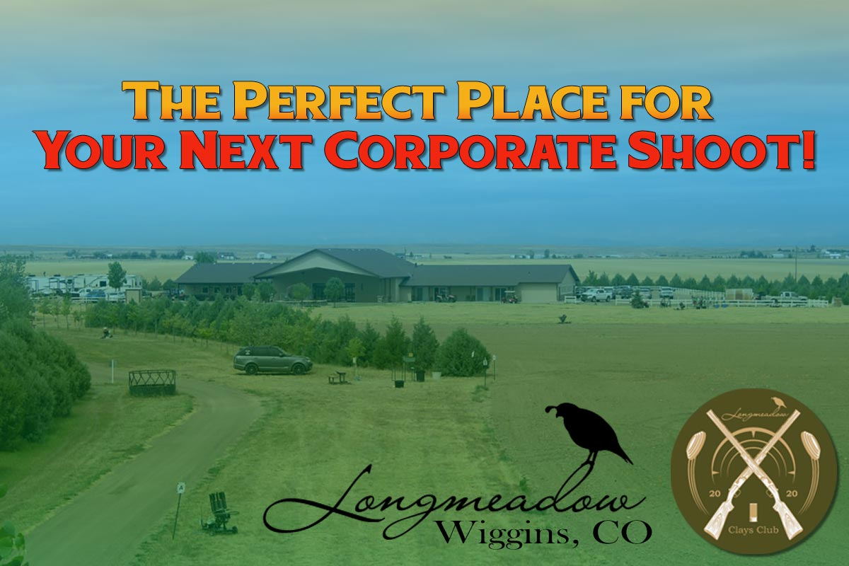Why Longmeadow is the Perfect Place for Your Next Corporate Sporting Clays Shoot
